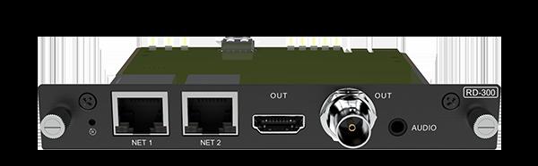 1U/3U 机架式编码器缩略图