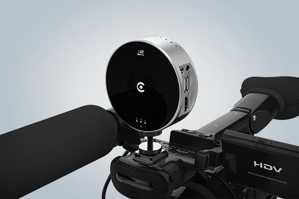 4K HDMI编码器机架式安装