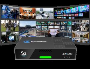 4K视频编码器 录制存储