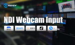 NDI-Webcam-Input