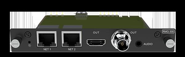 RMG300视频网关卡板