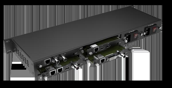 kiloview-1RU-3RU-Rackmount-Codec-1u-mounting
