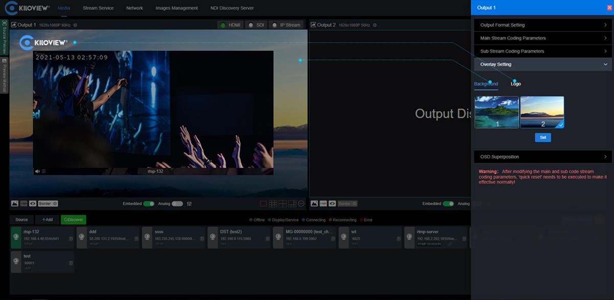 kiloview-ip-camera-decoder-dc230-image-overlay