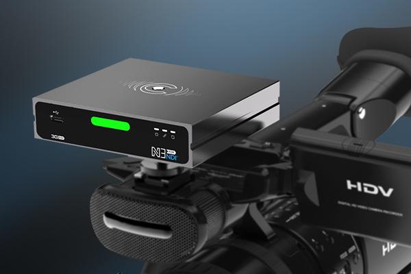 3G-SDI-NDI-Bi-Directional-Converter-kiloview-N3-camera-mount