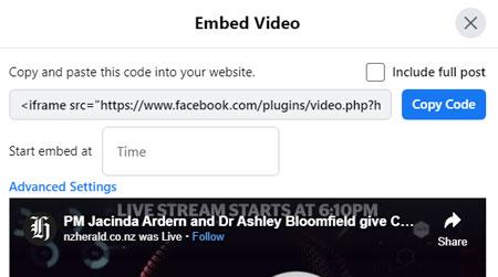 ip-camera-live-streaming-facebook-sharing-embed
