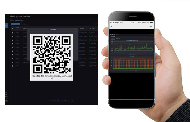 4G-LTE-Bonding-Video-Encoder-mobile-console